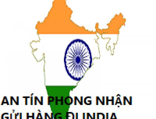 Chuyển phát nhanh hàng đi Ấn Độ