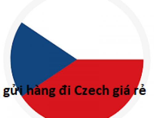 Vận chuyển hàng đi Czech giá tốt