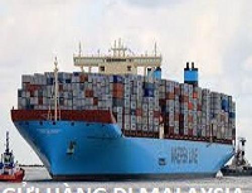 Chuyển hàng đi Malaysia bằng tàu biển