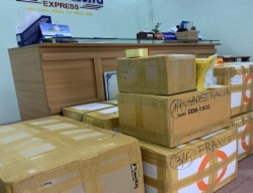 Vận chuyển hàng đi Hàn Quốc tàu biển